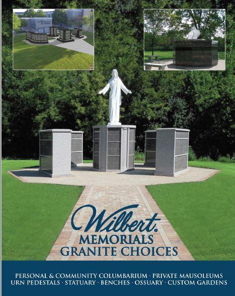 American-wilbert-memorials-granite-choices-catalog